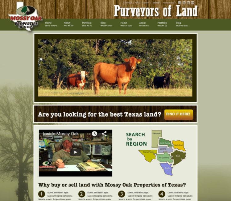 MOP of Texas Website