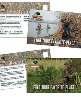 Customize It! Semi-Designed Postcards: Find Your Favorite Place