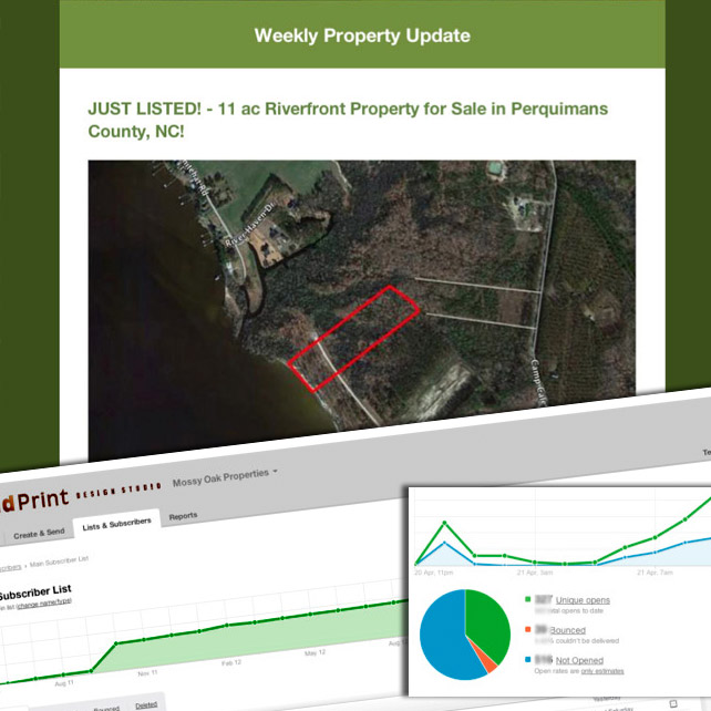Property Update Emails