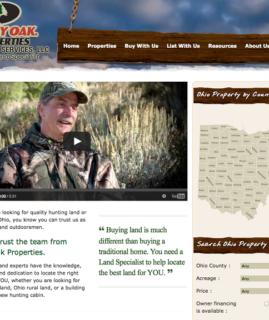 MOP Land Sales & Services Website