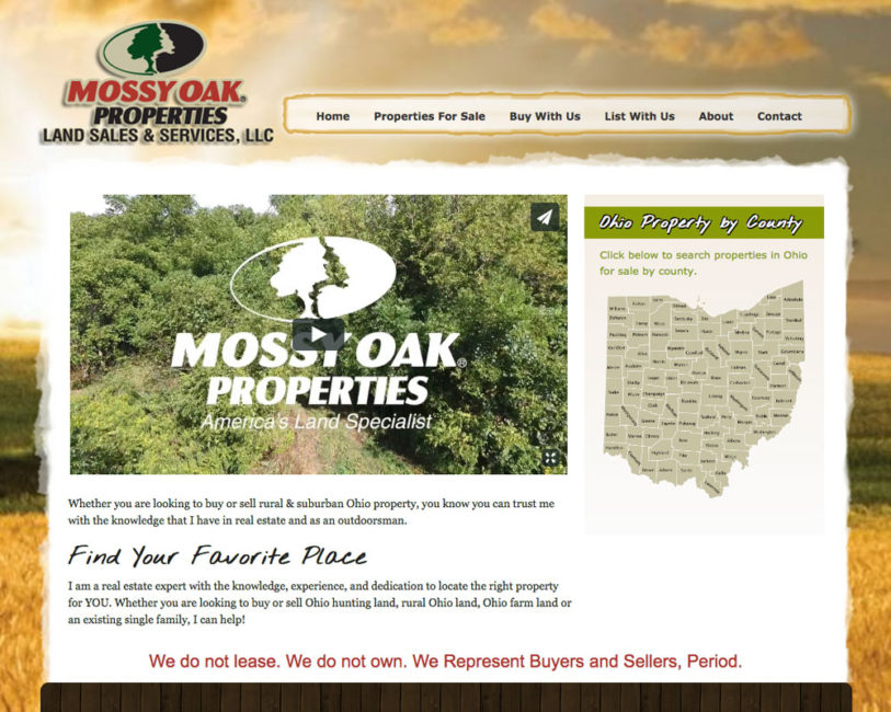 MOP Agent Website for Jason Ullman